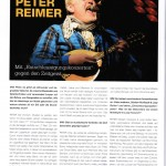 MusikerMagazin 2/2015 - Interview Peter Reimer 1