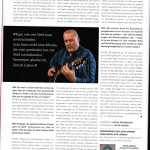 MusikerMagazin 2/2015 - Interview Peter Reimer 3